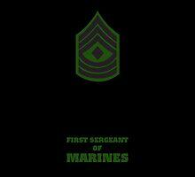 USMC E8 1stSgt BG by Sinubis
