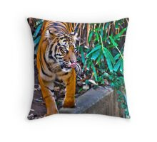 Is it time for lunch? Throw Pillow