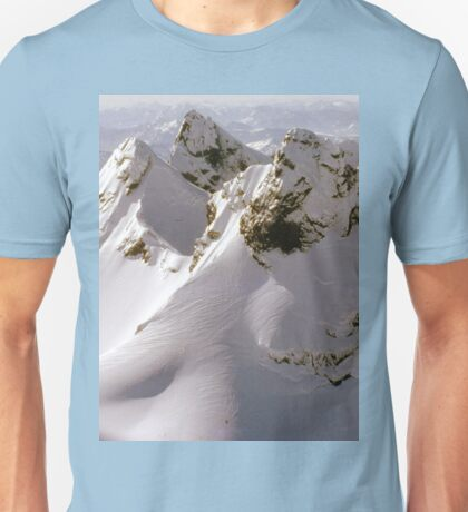 Snowy Mountain Unisex T-Shirt