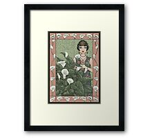 Lilly Framed Print