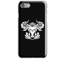 Taurus White iPhone case iPhone Case/Skin