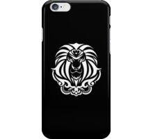 Leo White iPhone case iPhone Case/Skin