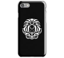 Leo White iPhone case iPhone Case/Skin