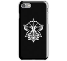 Sagitarius White iPhone case iPhone Case/Skin