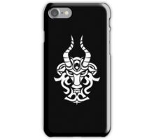 Capricorn White iPhone case iPhone Case/Skin