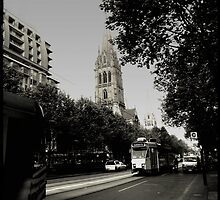 City Church  by Nic3ky