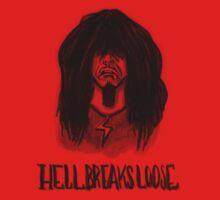 Hell Breaks Loose by lightbulb