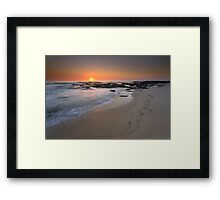 """Advent"" ∞ Caloundra, QLD - Australia Framed Print"