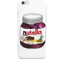 GALAXY NUTELLA iPhone Case/Skin