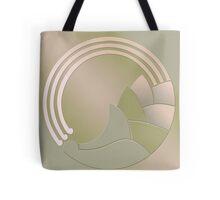 Art Deco Circle of Life Tote Bag