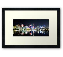 Sydneys' Candles Framed Print