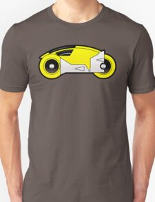 TRON Classic Lightcycle (Yellow) T-Shirt