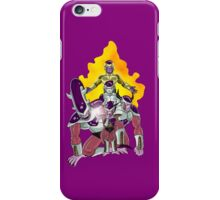 The Evolution of Frieza iPhone Case/Skin