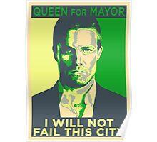 Queen for Mayor! Poster