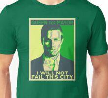 Queen for Mayor! Unisex T-Shirt