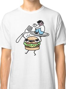 Dinner Is Served! Classic T-Shirt