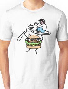 Dinner Is Served! Unisex T-Shirt