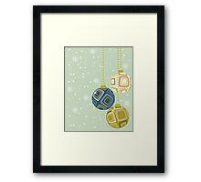 merry xmas! Framed Print