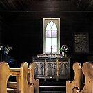 St Phillips - Australiana Pioneer Village - Wilberforce NSW Australia by Bev Woodman