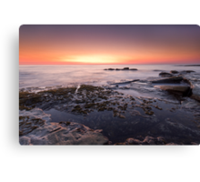 Caloundra, Sunshine Coast, Queensland, Australia Canvas Print