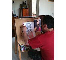 Me  ( 5/11/2011 )  Photographic Print