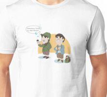 Lil Holmes & Watson Unisex T-Shirt