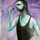 Portrait of Dave Gahan - DM :))  by karina73020