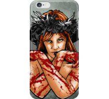 Bloody Faeries iPhone Case/Skin