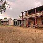 Mary's Pub- Australian Pioneer Village by Sarah Donoghue