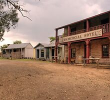 Mary's Pub- Australian Pioneer Village by Sarah Donoghue