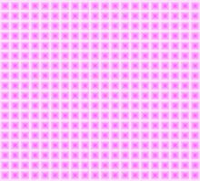 Squares - Pink + White Border by cmmei