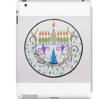 Menorah iPad Case/Skin