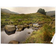 The Rugged Beauty That Is Dovestones Poster