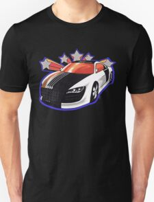 Sideways - Transformers Unisex T-Shirt