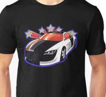 Sideways - Transformers Unisex T-Shirt