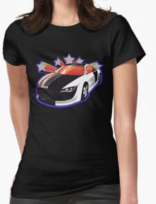 Sideways - Transformers T-Shirt