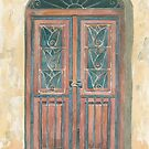 'Tulip' Door by ian osborne