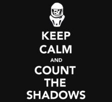 Count The Shadows T-Shirt