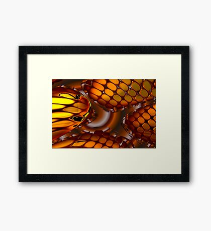 In the Evening Framed Print