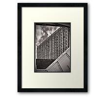 Tobacco Warehouse Framed Print