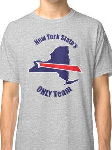 New York States ONLY team Classic T-Shirt