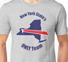New York States ONLY team Unisex T-Shirt