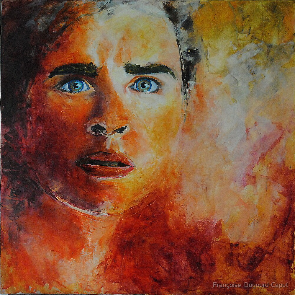 Attention, featured on Just Fun, in painters universe by Françoise  Dugourd-Caput