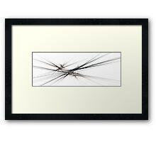 Apophysia #4 Framed Print