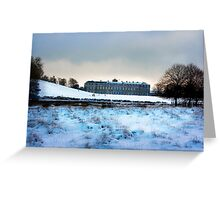 Christmas at Petworth House Greeting Card