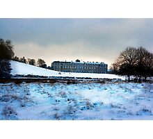 Christmas at Petworth House Photographic Print