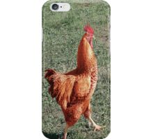 Struttin' Rooster iPhone Case/Skin