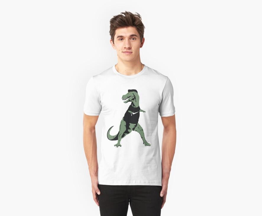 Tempa T-Rex by Matt Simpson