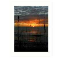 Farewell To The Day ~ Part Sixteen Art Print