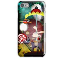 Merry go round iPhone Case/Skin
